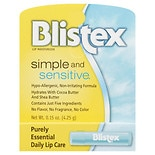Blistex Simple and Sensitive