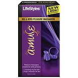 LifeStyles a:muse His & Hers Pleasure Massagers Kit