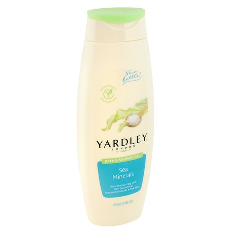 Skin Smoothing Bath & Shower Gel Sea Minerals by Yardley of London
