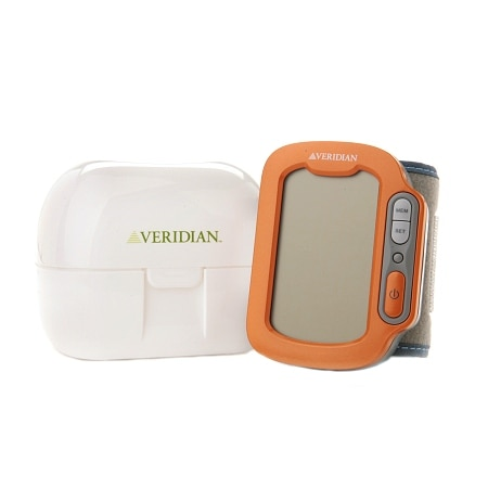 Veridian Healthcare Digital Blood Pressure Wrist Monitor