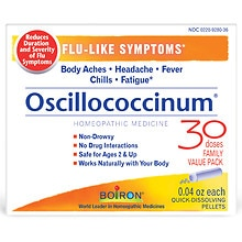 Boiron Oscillococcinum for Flu-like Symptoms