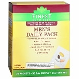 Finest Nutrition Men's Daily Packs Dietary Supplement