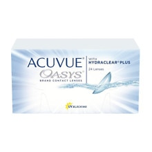 wag-Acuvue Oasys 24 Pack Contact Lens