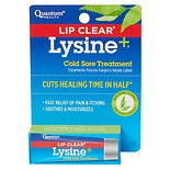 Quantum Health Lip Clear Lysine + Cold Sore Treatment Ointment