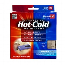 Hot/Cold Pain Relief Wrap, Knee/Elbow