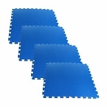 ADG Ultimate Comfort Blue Foam Flooring 4 pc