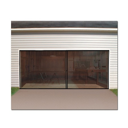 Trademark tools 2 car garage screen enclosure door walgreens 2 car garage doors