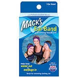 Ear Band Swimming HeadbandBlue/ Purple