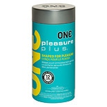 ONE Pleasure Plus Condoms