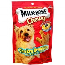 Chewy Drumstix Dog Snacks Chicken