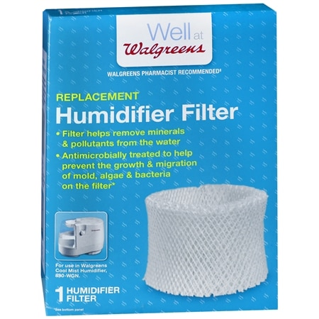 Walgreens Cool Moisture Humidifier Filter W889-WGN