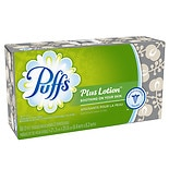 Plus Lotion Facial Tissue
