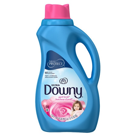 Downy Liquid Fabric Softener 60 loads April Fresh