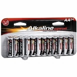 Alkaline Supercell Batteries