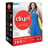 Dryel In-Dryer Cleaning Starter Kit Clean Breeze Scent