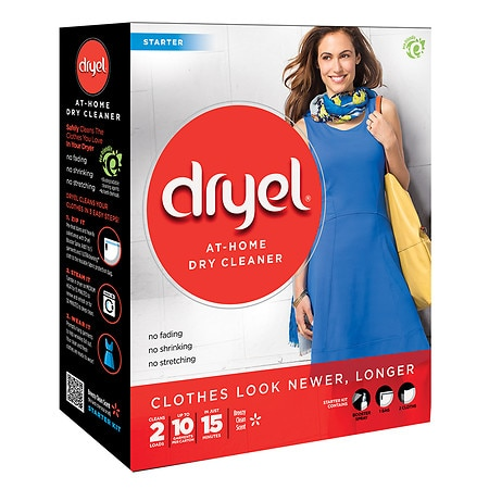 Dryel At-Home Dry Cleaner Starter Kit