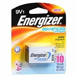 Energizer Advanced Lithium Battery 9V