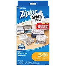ITW Space Bag Vacuum-Seal Storage Cube
