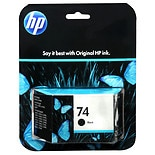 Hewlett Packard Ink Cartridge 74