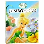 Disney Princess Disney Jumbo Coloring & Activity Book Assorted