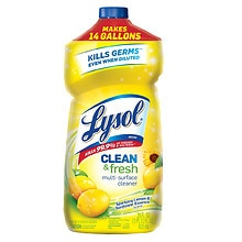 Lysol Multi-Surface Cleaner Lemon & Sunflower