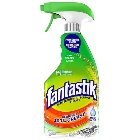 Fantastik Antibacterial Heavy Duty All Purpose Cleaner