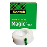 Scotch Scotch Magic Tape Refills 2 Pack