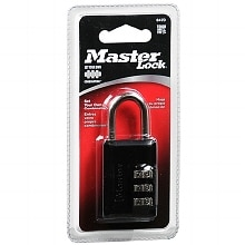 Master Lock Set Your Own Combination Lock