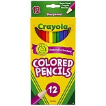 Crayola Colored Pencils Assorted Colors
