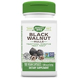 Nature's Way Black Walnut Hulls, Capsules