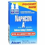 Naphcon-A Eye Allergy Relief Eye Drops 2 Pack