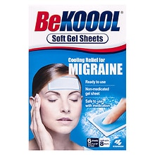 Migraine Soft Gel Sheets