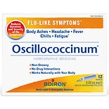 Boiron Oscillococcinum Homeopathic Medicine Value Pack
