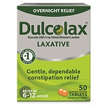 Dulcolax Laxative Tablets Comfort Coated Tablets