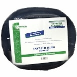 Invalid Ring Donut Support Cushion 14 inchNavy