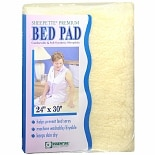 Essential Medical Sheepette Premium Bed Pad 24