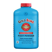 Foot Powder, Maximum Strength