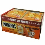 HeatMax HotHands Hand Warmers 40 Pairs