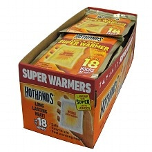 HeatMax Hand & Body Super Warmers 40 Count