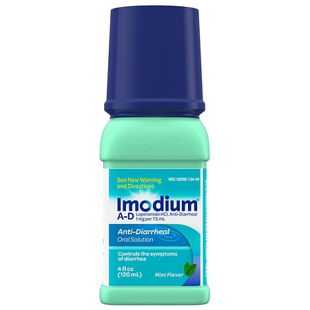 Imodium A-D Anti-Diarrheal Liquid