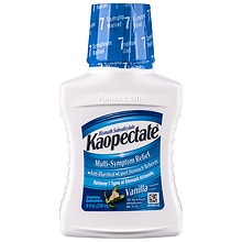 Kaopectate Anti-Diarrheal Upset Stomach Reliever Liquid