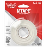 Mueller Sport Care Sport Care Athletic Tape1.5 in. x 12.5 yd White