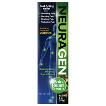 Neuragen Pain Relief Homeopathic Analgesic Topical Cream