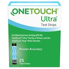 Ultra Blue Test Strips