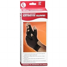OTC Professional Orthopaedic Premium Support Arthritis Gloves Large