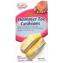 Pedifix Hammer Toe Cushions One Size Fits Most
