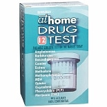 At Home Drug Test, 12 Panel