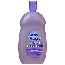Baby Magic Calming Baby Bath Wash Lavender & Chamomile