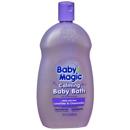 Baby Magic Calming Baby Bath Lavender & Chamomile