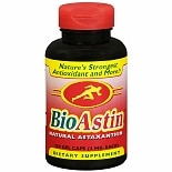 Natural Astaxanthin 4mg, Gel Capsules
